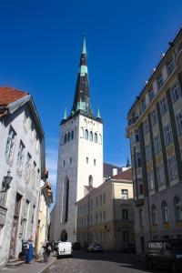 St. Olav's Church, Tallinn, Estonia