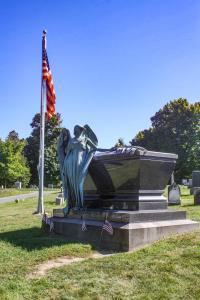 President Arthur's Gravesite