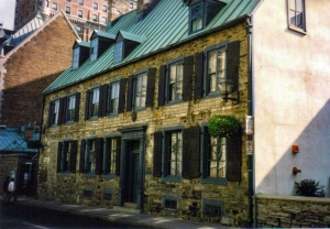 Maillou House, Quebec City