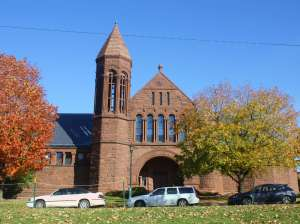Billings Memorial Library, Burlington, Vermont
