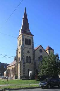 College Street Congregational Church, Burlington, Vermont