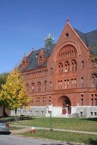 Williams Hall, Burlington, Vermont