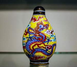 Snuff bottle, Seattle Asian Art Museum