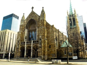 Cathedral of St. John the Evangelist, Cleveland, Ohio