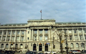 City Hall, Cleveland, Ohio