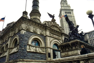 Soldiers' and Sailors' Monument, Cleveland, Ohio