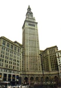 Terminal Tower, Cleveland, Ohio