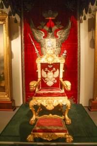 Czar's Chair, National Museum of Finland, Helsinki