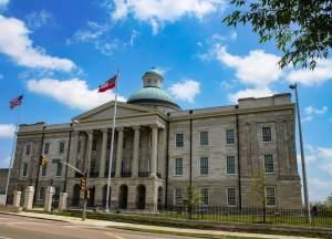 Old State Capitol, Jackson, Mississippi