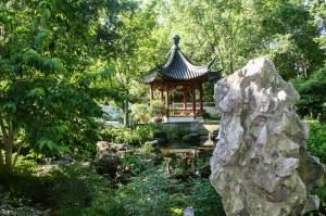 Pavilion, Missouri Botanic Garden