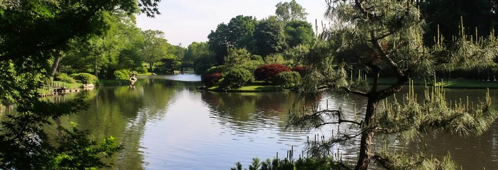 Japanese Garden, Missouri Botanic Garden
