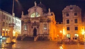 Church of St. Blaise, Dubrovnik, Croatia