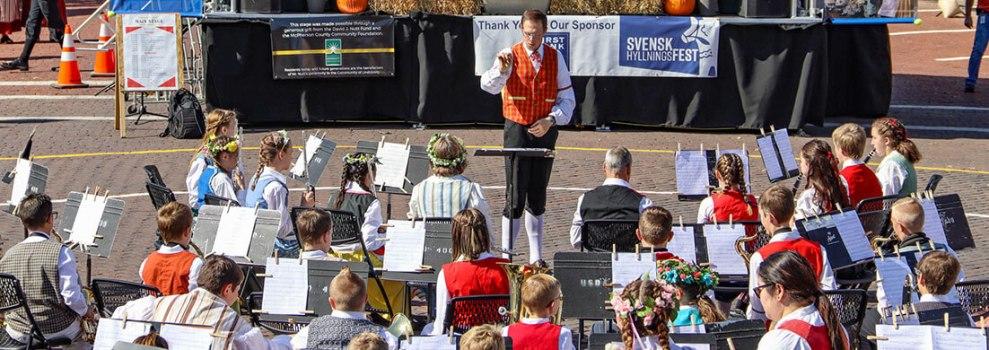 Band, Lindsborg, Kansas