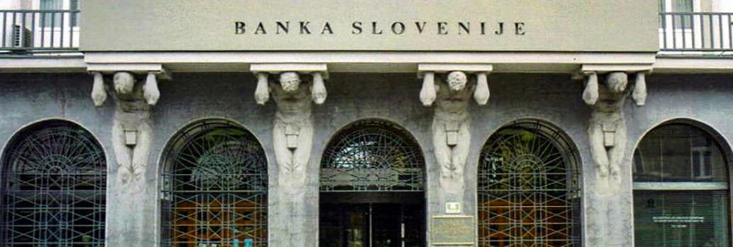 Bank of Slovenia, Ljubljana