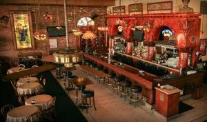 Fat City Bar and Cafe, Sacramento, California