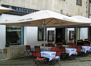 Abecedarium, Ljubljana, Slovenia