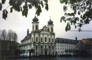 Jesuit Church, Lucern