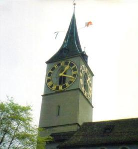 St. Peter's Church, Zurich