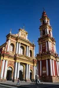 Basilica of St. Francis, Salta, Argentina