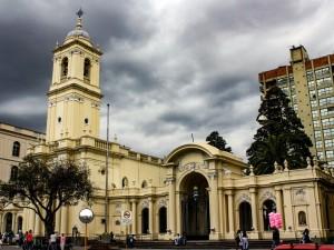 Cathedral of St. Francis, San Salvador de Jujuy, Argentina