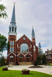 Cathedral of St. Mary, Fargo, North Dakota