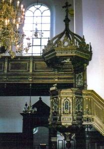 Church of the Holy Ghost, Copenhagen, Denmark