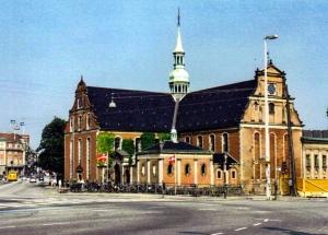 Holmen Church, Copenhagen, Denmark