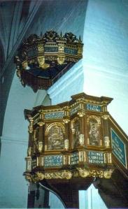St. Catherine's Church, Ribe, Denmark
