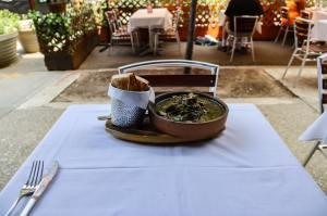 Veal stew, Old Tbilisi Garden, New York, New York