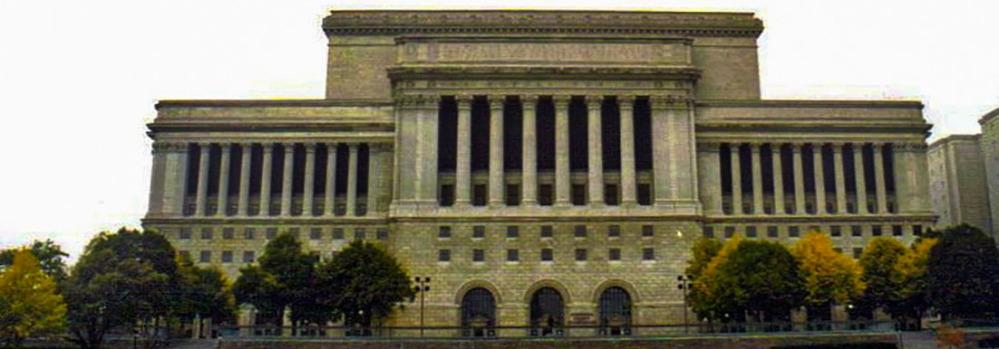Milwaukee County Courthouse, Milwaukee, Wisconsin