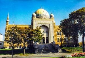 Tripoli Shrine Temple, Milwaukee, Wisconsin
